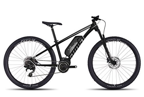 GHOST Hybride Kato 2 AL M 29 E-Bike nightblack/monarch 2017